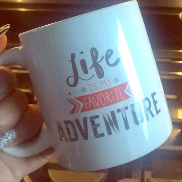 Other - Life is an adventure MUG